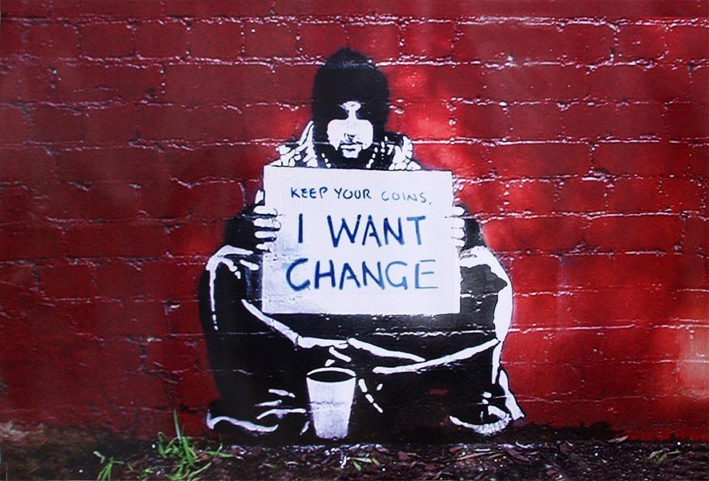 ¿Qué Es lo que Queremos Cambiar? (Parte II)