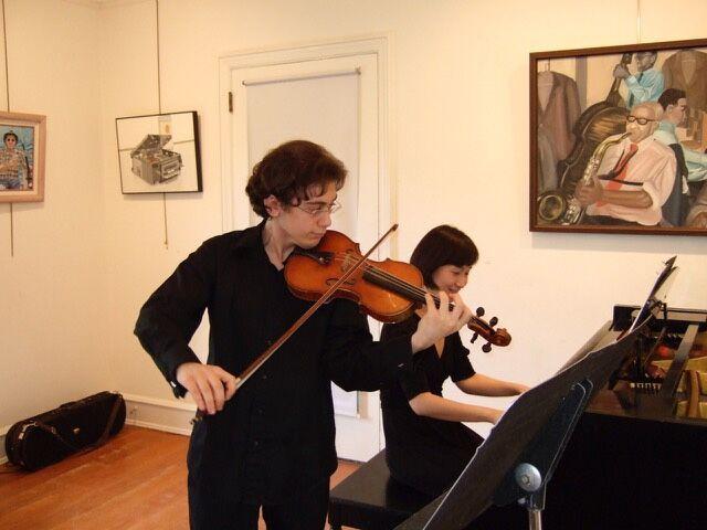 Asociación de Richter para las Artes Presenta Concierto de Música en Español
