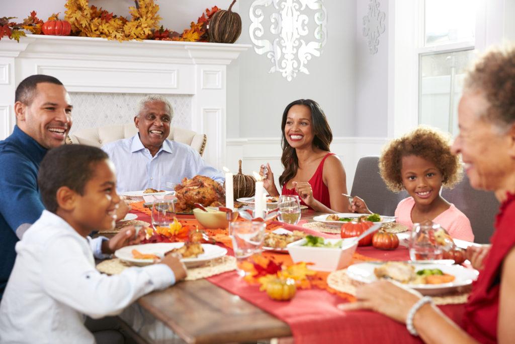 Creando Tradiciones para las Fiestas Mediante los Cuentos y la Comida