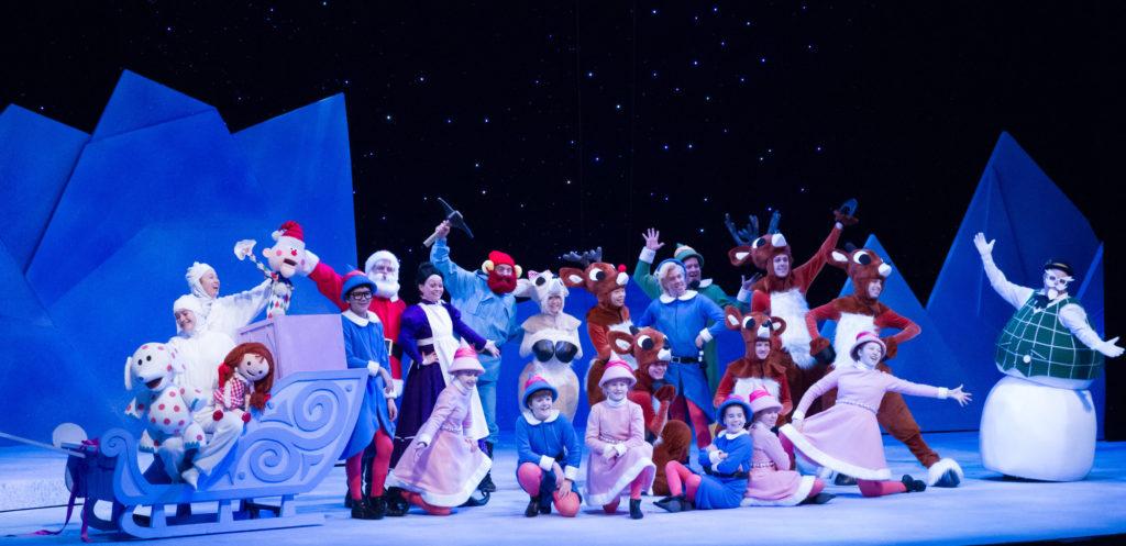 Musical de Rodolfo el Reno que Tenía la Nariz Roja