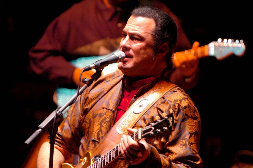 Banda de Blues de Steven Seagal