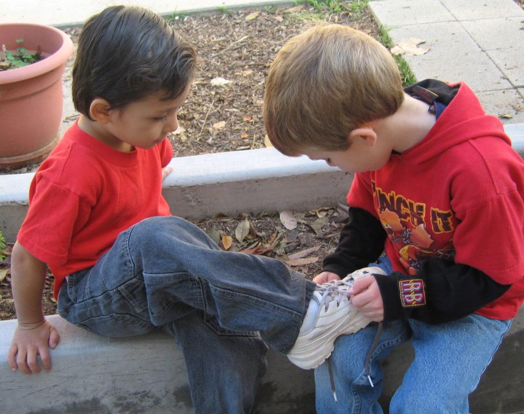 Sentirse Valorado, Respetado y Aceptado Comienza en los Años Preescolares.