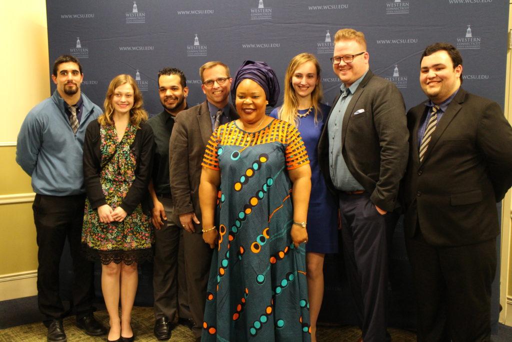 Para Traer Más Paz en El Mundo: Una Charla Pública con la Ganadora del Premio Nobel Leymah Gbowee