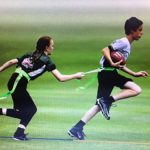 Flag Football disponible para niños y niñas en el área de Danbury