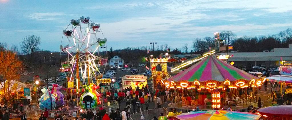 Carnaval 2017 de la Asociación de Bomberos Voluntarios de Danbury