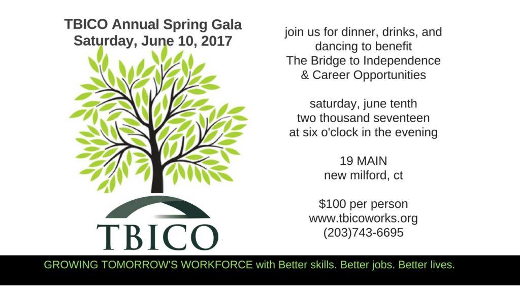 Están Invitados a la Gala Anual de Primavera TBICO 2017
