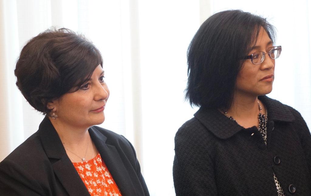 Malloy Nombra a Jueces de Origen Asiático-Pacifico y Portugués a la Corte de Apelaciones