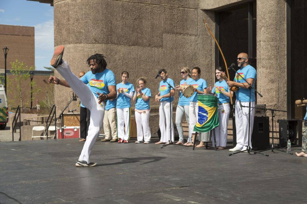 El 11º Aniversario de Samba Fest Ofrece Diversas Atracciones a Hartford