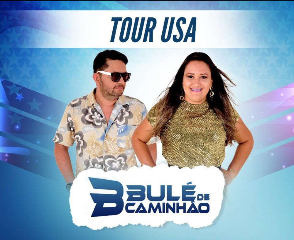 Tour de la Banda Forró Brasileña Bulé de Caminhão USA 2017 llega a Connecticut