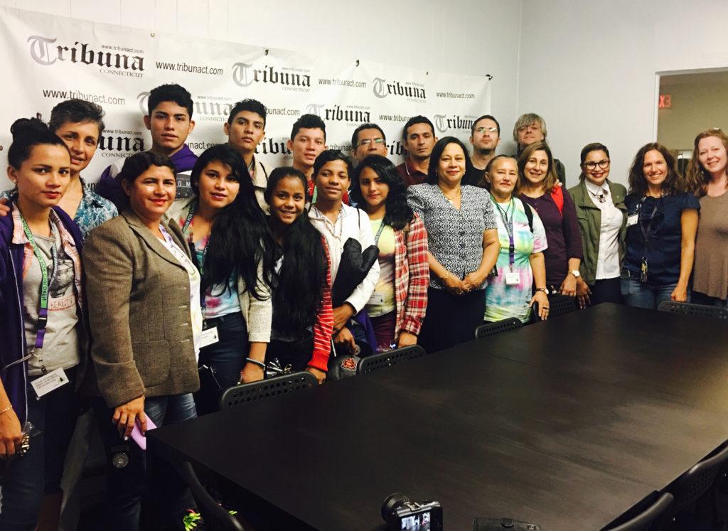 Estudiantes Brasileños del Bosque de Caxiuanã Participan en Intercambio Intercultural en Connecticut