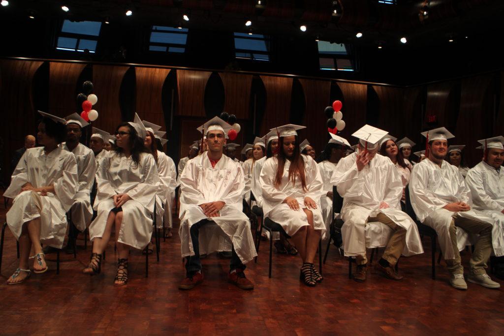 Logro Inspirador: Graduación 2017 de la Clase WERACE
