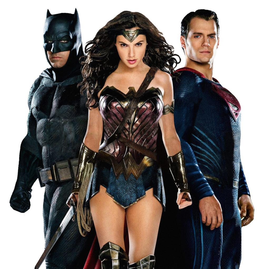 ¡Buenos días Superman!, ¡Sé una Estrella Mujer Maravilla! Y hora de dormir para Batman