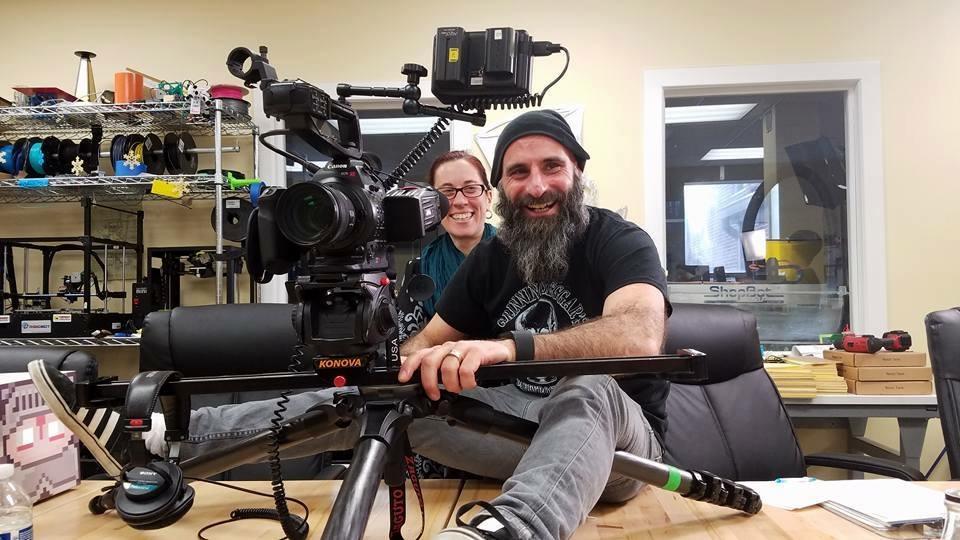 Piloto de TV Filmado en Danbury Elegido Como Finalista en Festival de Cine
