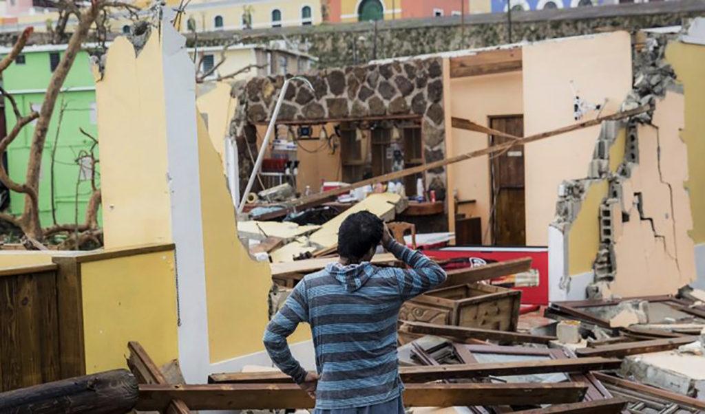 Iniciativas de Ayuda del Huracán a Nivel Estatal para Puerto Rico
