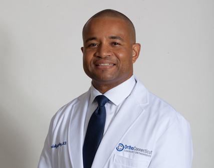 Dr. Randolph Sealey, M.D. Cirujano de pie y tobillo, OrthoConnecticut I Danbury Orthopedics