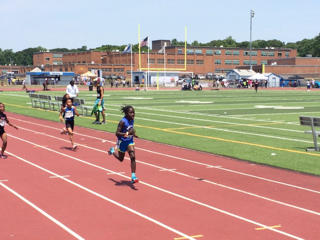 Equipo de DAYO Lightning Track & Field