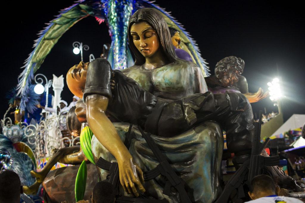 El Carnaval Brasileño: Un Espectáculo Inolvidable