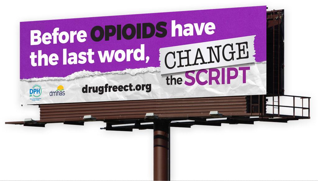 Estado Lanza Campaña 'Change the Script' para Combatir la Crisis de Uso Indebido de Medicamentos Recetados Y Opiáceos
