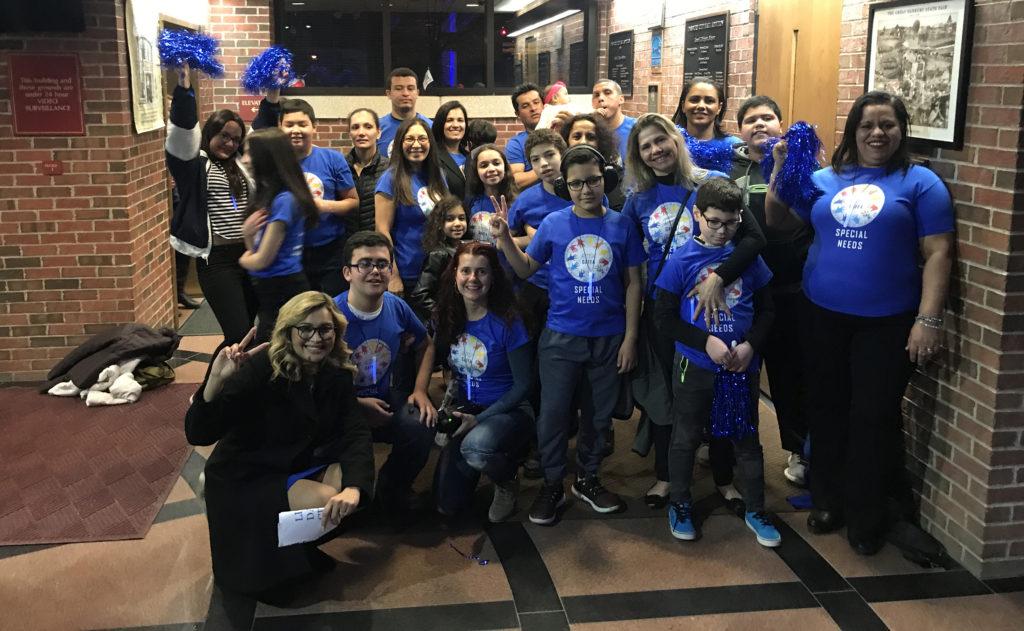 Danbury Celebra el Día de Concientización Sobre el Autismo