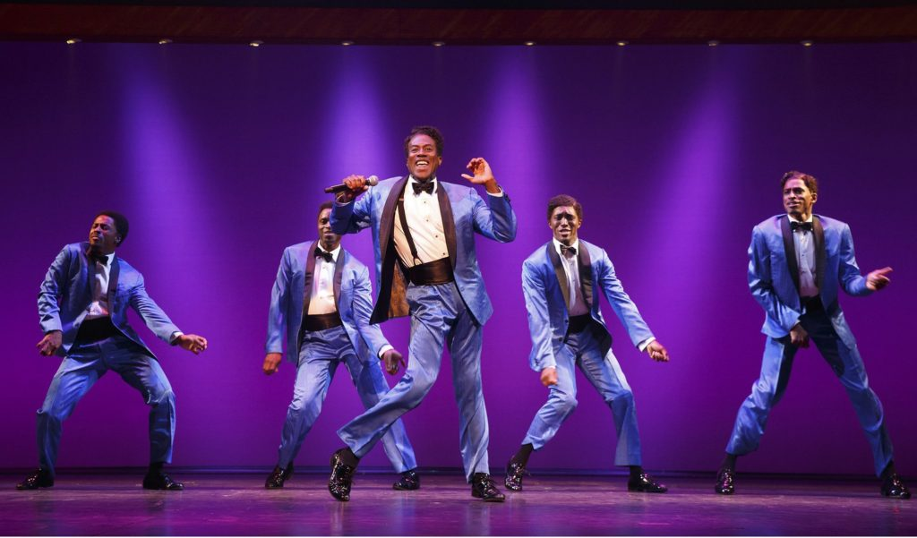 Motown: El Musical