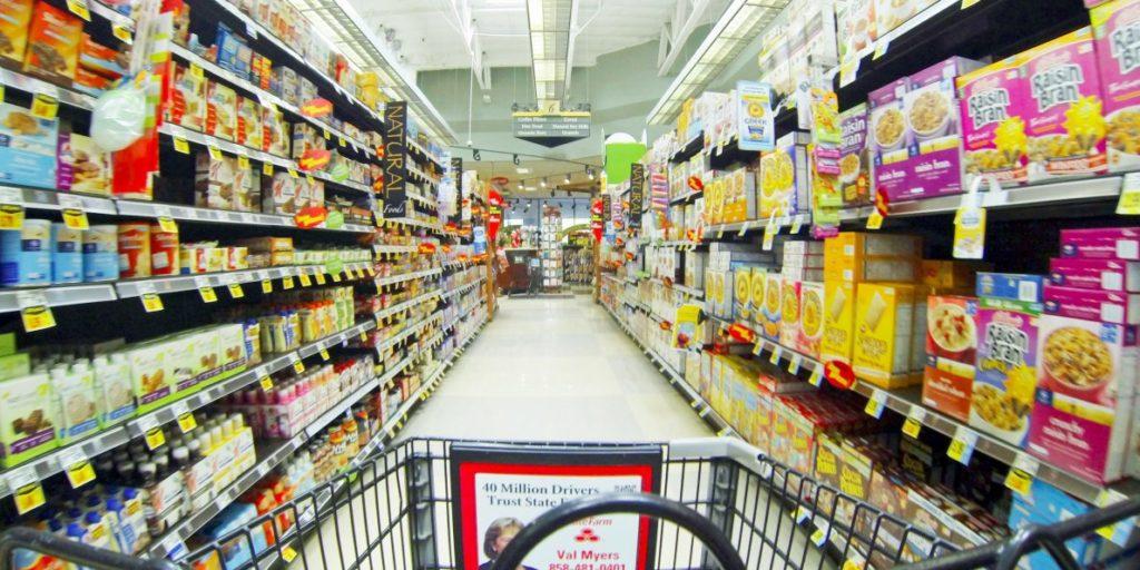 Identificando Productos Alimenticios Retirados
