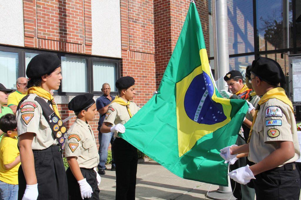 Celebrando la Independencia de Brasil en Connecticut