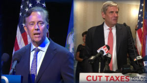 Ned+Lamont+and+Bob+StefanowskiDemocrat Ned Lamont and Republican Bob Stefanowski 2