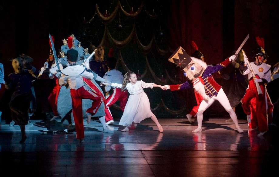 Actuaciones del Ballet Nutcracker en CT.