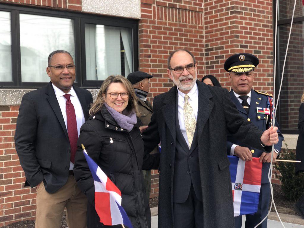 Comunidad Dominicana de Danbury Celebra 175 Aniversario de su Independencia