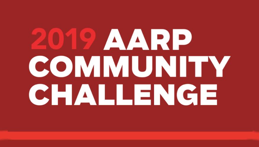 AARP Connecticut Anuncia Programa de Becas AARP Community Challenge 2019 para Ayudar a Mejorar las Comunidades de Todas las Edades