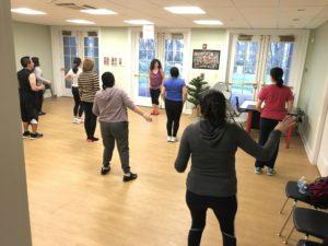 Ann's Place image movement program
