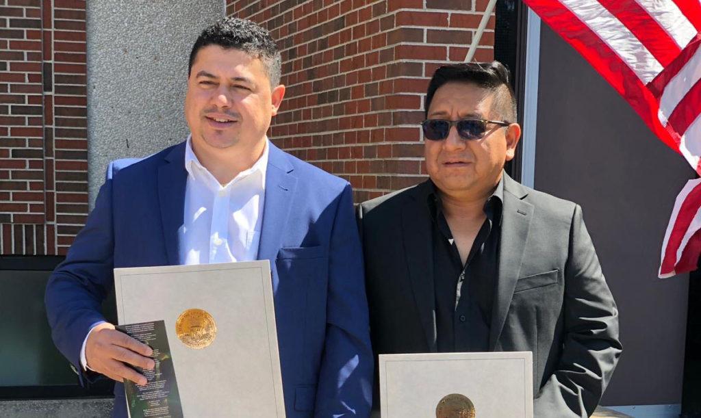 Emprendedores Locales Distinguidos por su Apoyo y Compromiso Comunitario